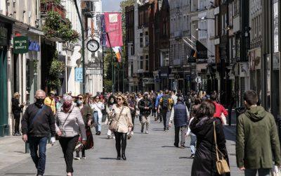 Cycle into Dublin