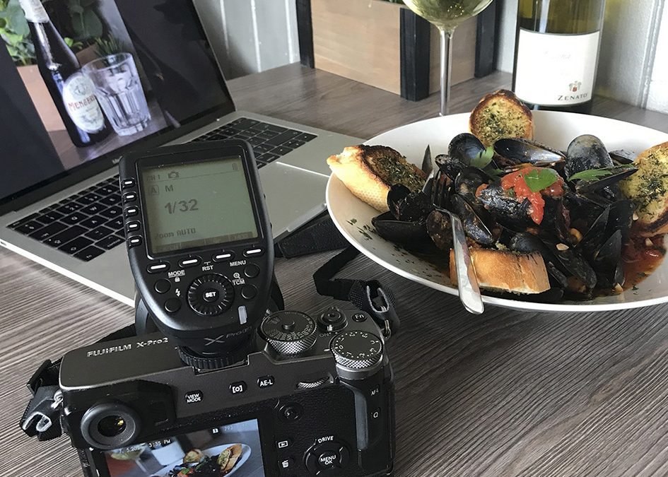 Food Photoshoot for Piccolo Bistro Caffe, Cabinteely